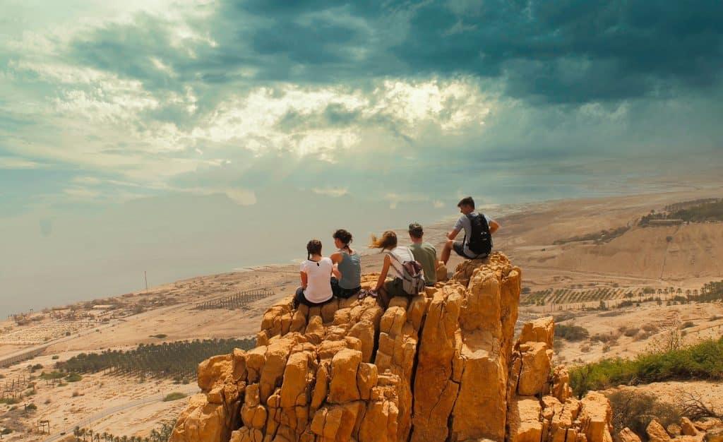 טיולים ברחבי ישראל